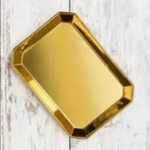 ODEME Gold Catch All Tray